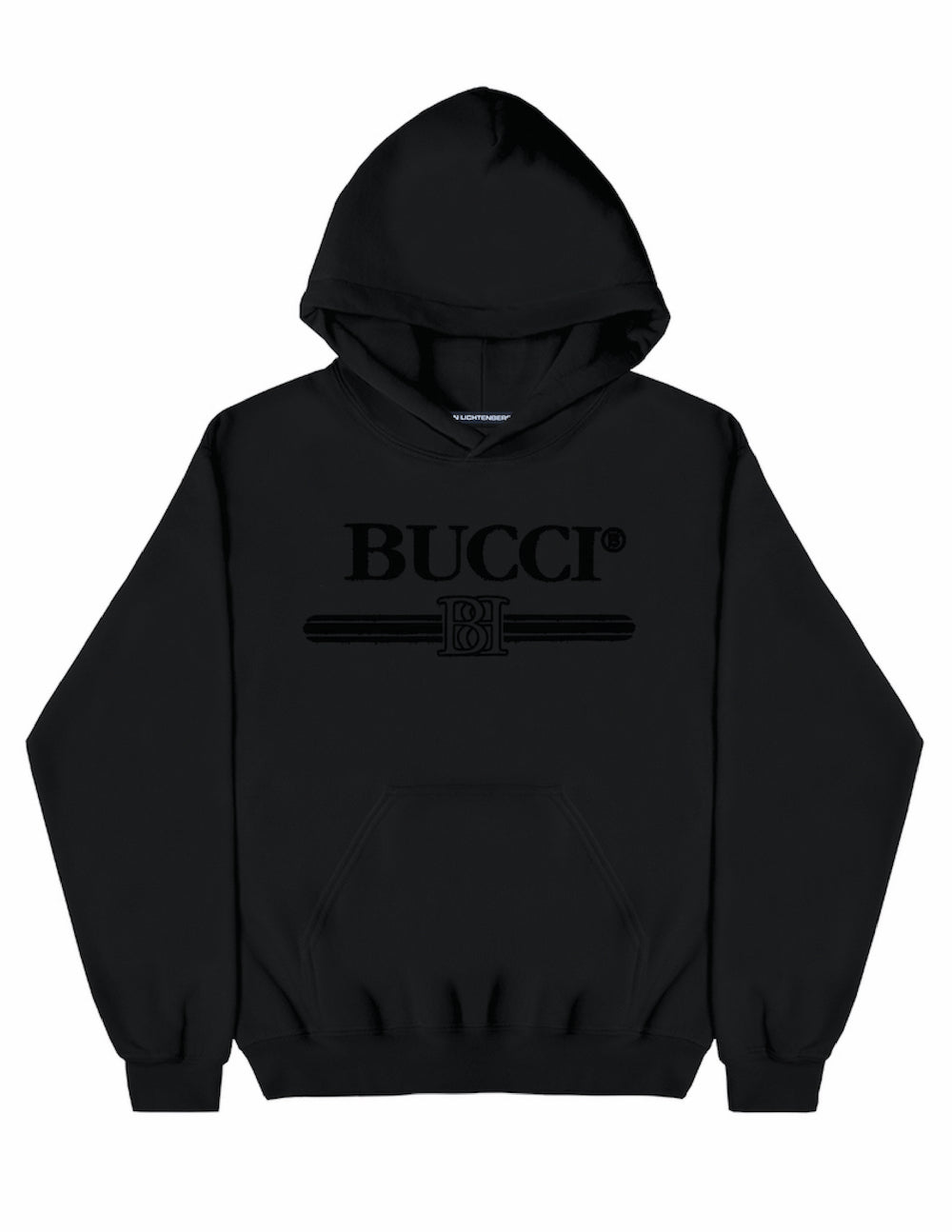BUCCI FUZZY TOUCH HOODIE