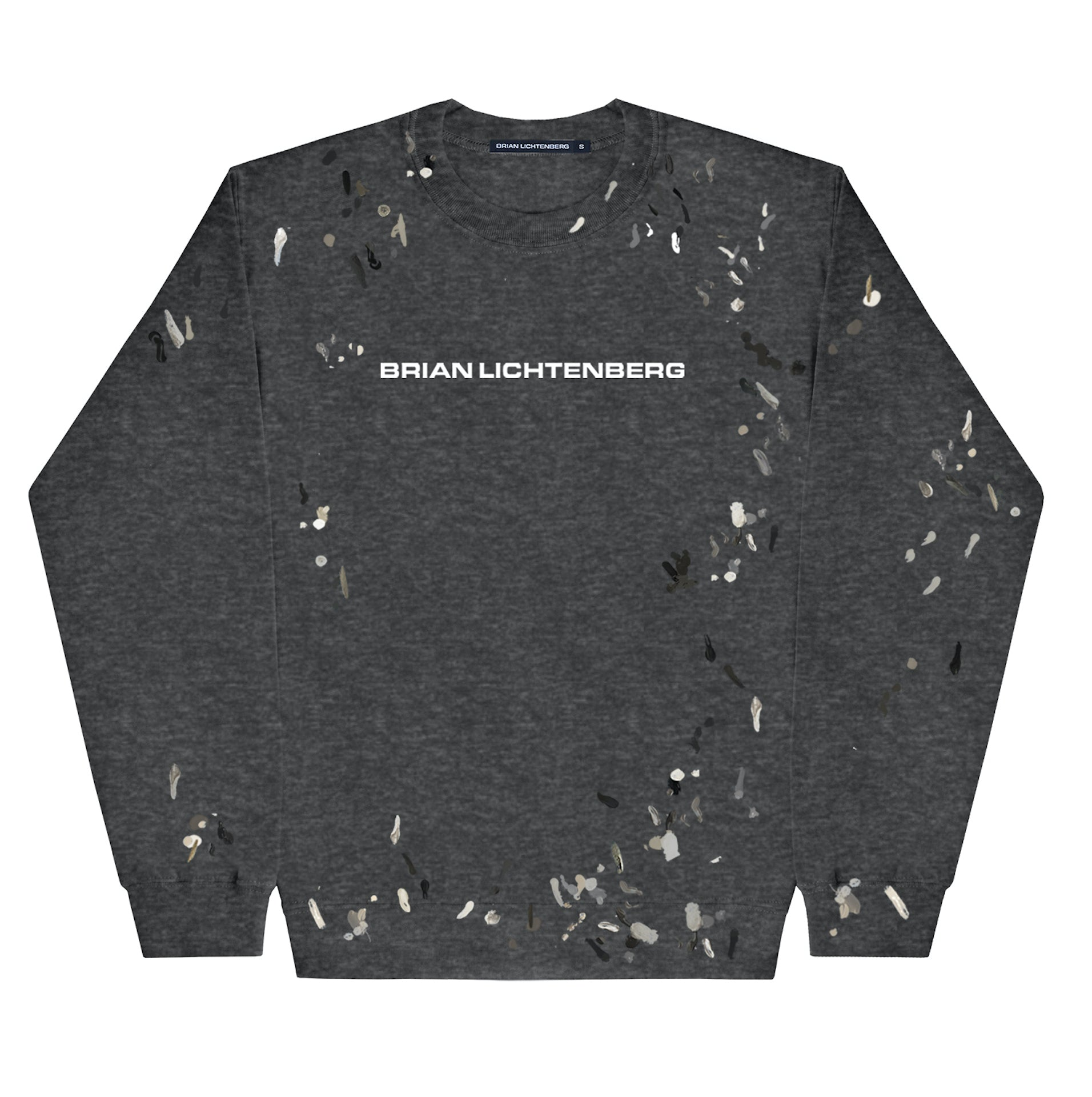 BL PAINT SWEATSHIRT
