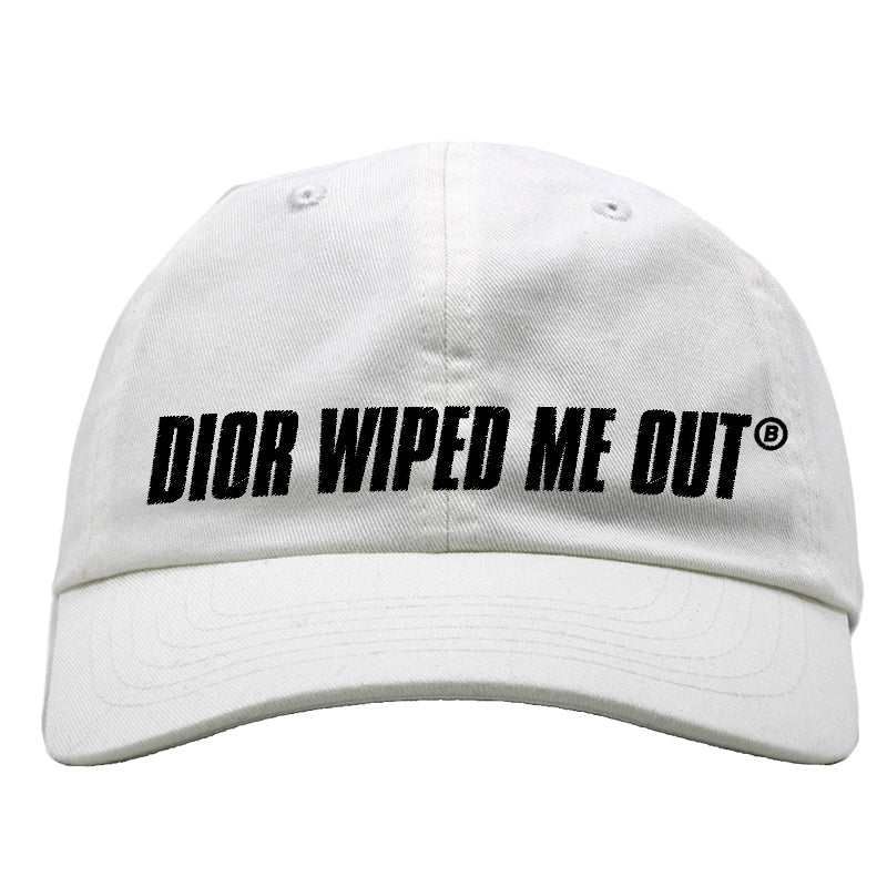 WIPED ME OUT HAT