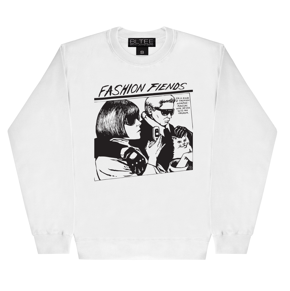 FASHION FIENDS SWEATSHIRT