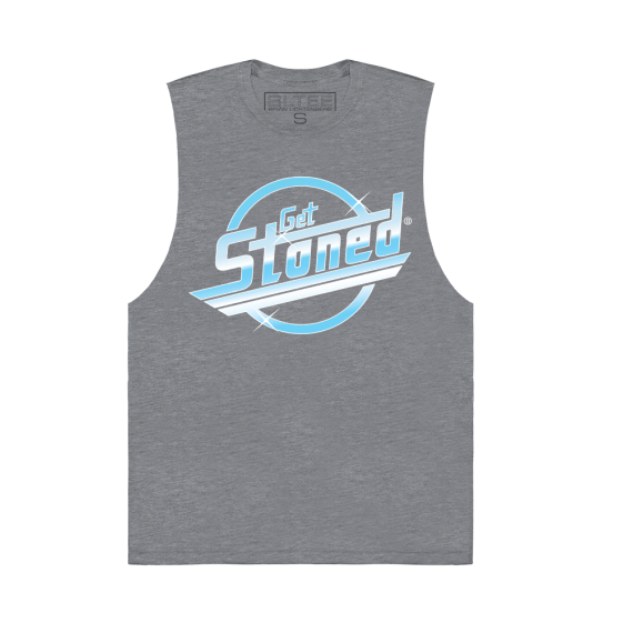 GET STONED MUSCLE TEE