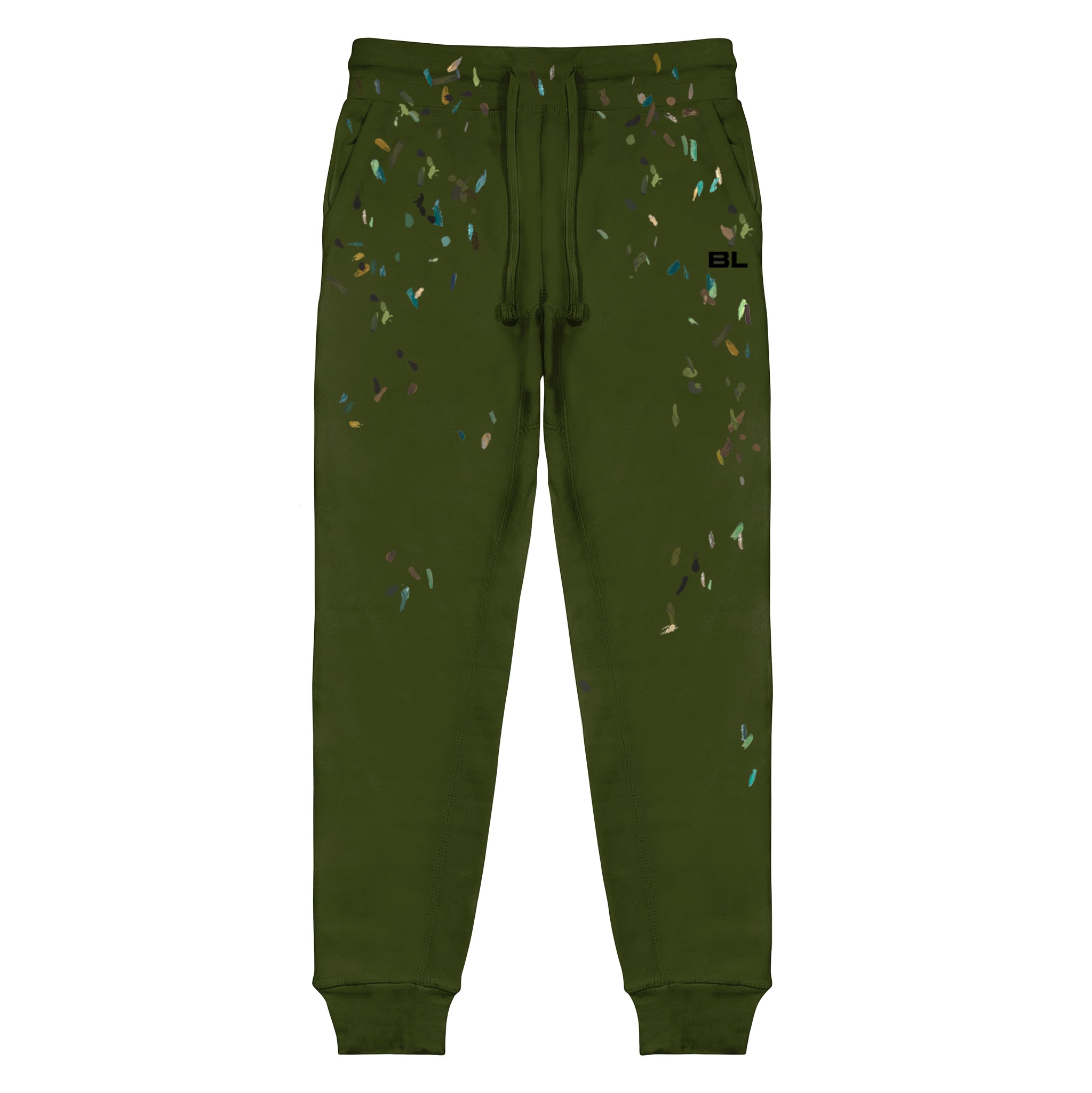 BL PAINT SWEATPANTS