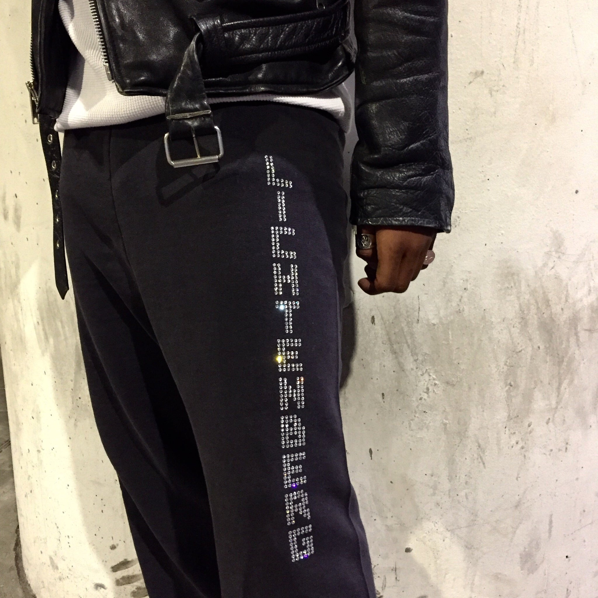 LICHTENBERG CRYSTAL SWEATPANTS