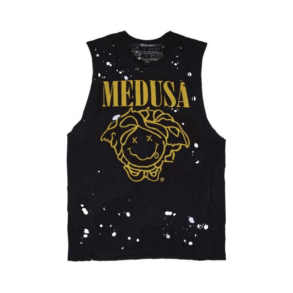 MEDUSA DESTROYED MUSCLE TEE