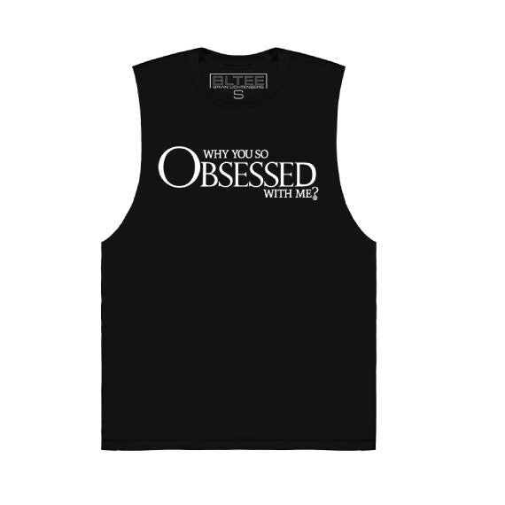 OBSESSED MUSCLE TEE