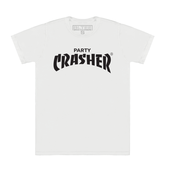 PARTY CRASHER TEE