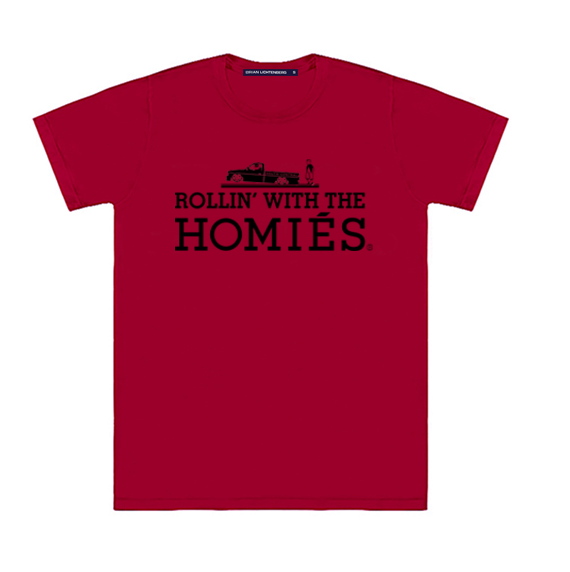 KIDS ROLLIN' WITH THE HOMIÉS TEE