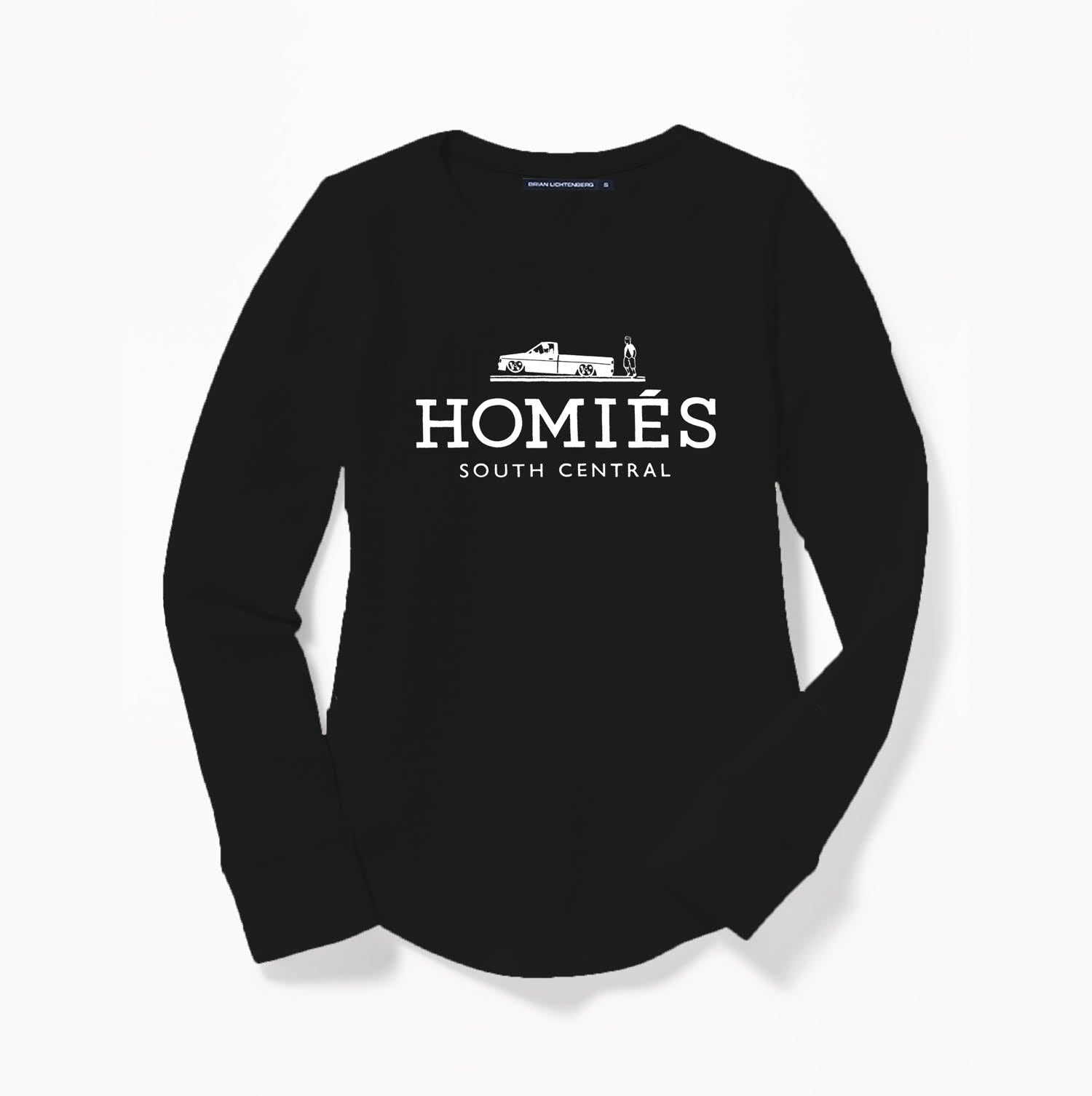 HOMIES  BLACK THERMAL
