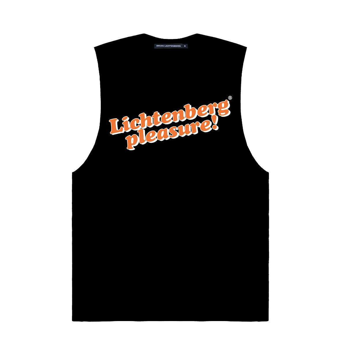 LICHTENBERG PLEASURE MUSCLE TEE