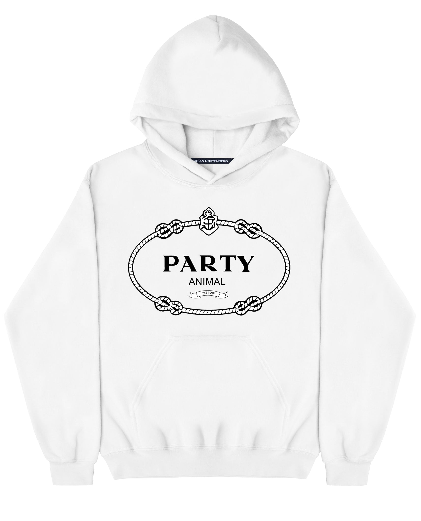 PARTY ANIMAL HOODIE