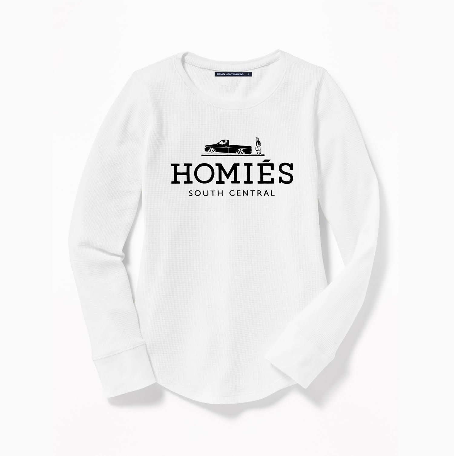 HOMIES WHITE THERMAL