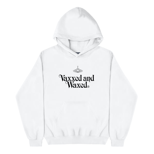 VAXXED AND WAXED HOODIE