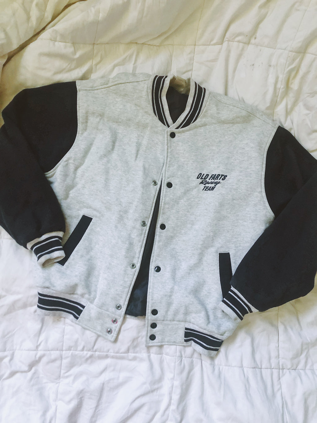 Vintage Old Farts Racing Jacket