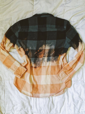 DB/OR Dip-Dyed Flannel
