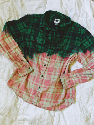 GB/P Dip-Dyed Flannel