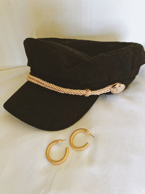 Gold Rope Fisherman's Hat