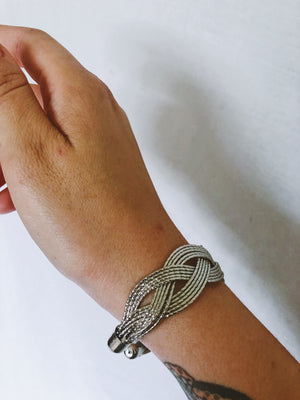 Braided Bangle