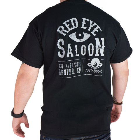 Red Eye Saloon Tee