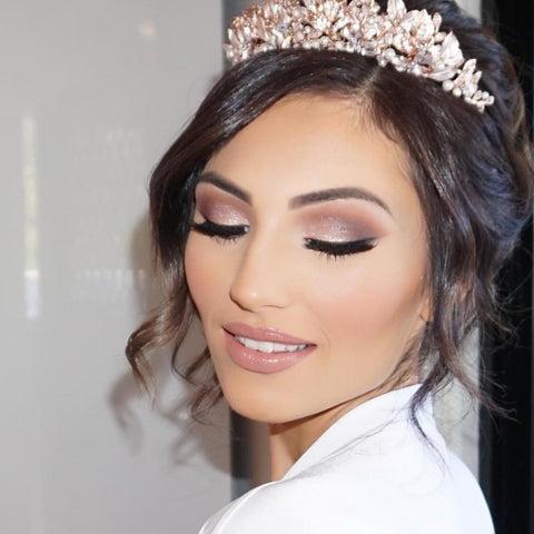 bridal makeup looks to inspire peanut butter gorgeous