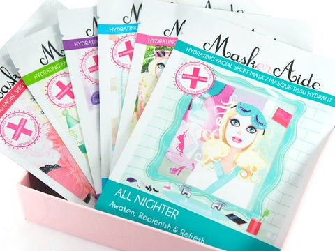 MaskerAide Sheet Masks | Korean Beauty Trends
