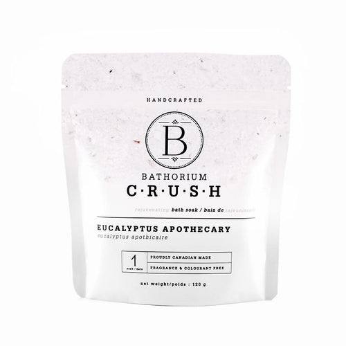 Bathorium CRUSH | Bath and Body Care Products