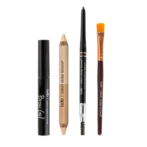 Get Full, Bold Brows with Billion Dollar Brows