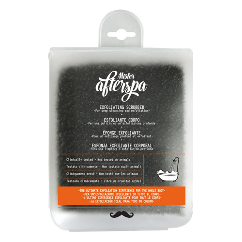Mr Afterspa Body Scrubber
