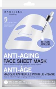 Anti-Aging Face Sheet Mask | Anti-Aging Products Canada
