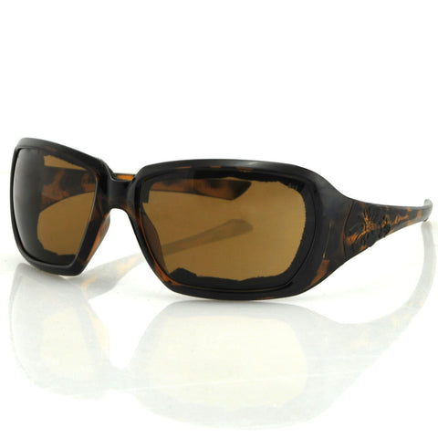 Scarlet Women's Riders Tortoise Shell Sunglasses - The Big Boy Store