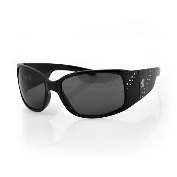 Boise Black Frame Smoked Lens Sunglasses - The Big Boy Store