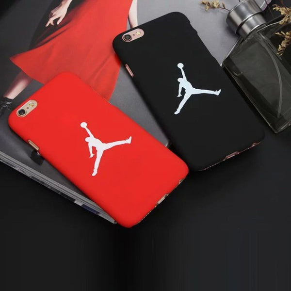 Fashion flyman Michael Jordan PC case for Apple iphone 7 6 6s 7 plus 4.7 5.5 SE 5 5S - The Big Boy Store