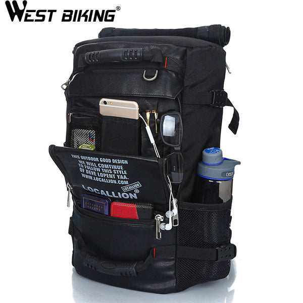 LOCAL LION 45L Capacity Outdoor Sport Multifunction Waterproof Bag Profession Mountaineering Climbing - The Big Boy Store