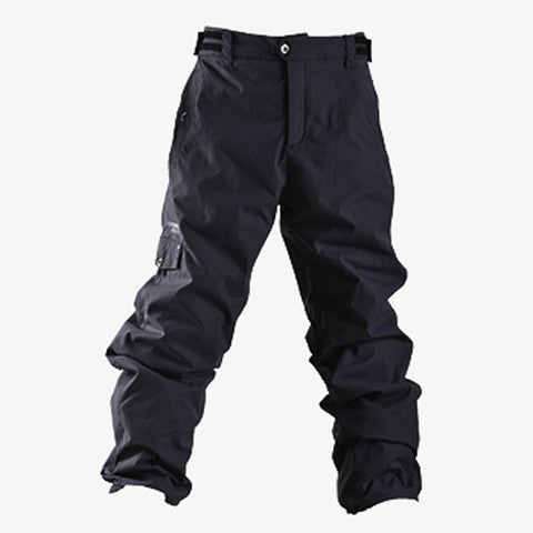 RUNNING RIVER Brand Winter Men Ski Pants Size S - 3XL Wateproof Windproof Warm Snow Man Outdoor Sports Pants #T3171 - The Big Boy Store