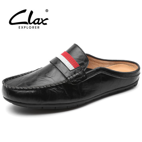 Clax Half Slipper Men's 2017 Summer British Fashion