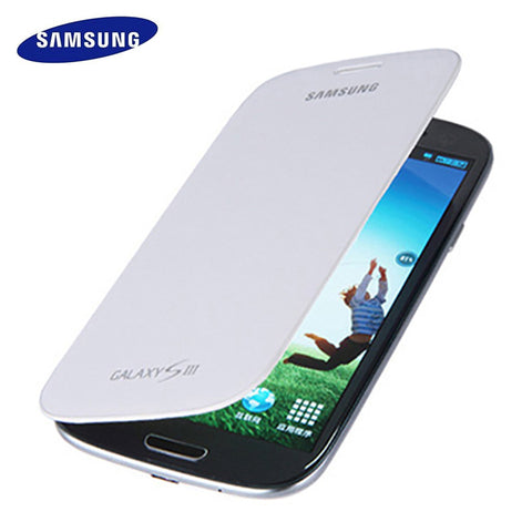 Original Samsung Galaxy Cover Ultra Thin PU Silicone Cell Phone Case - The Big Boy Store