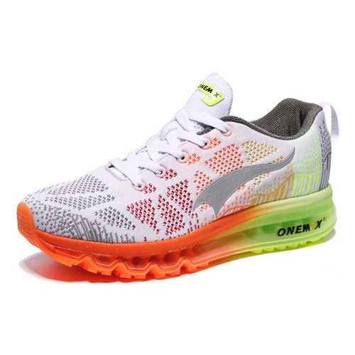 ONEMIX 2016 Cushion Men's Running Shoes Breathable Runner Athletic Sneakers Men Outdoor Sports Walking Shoes free shipping - The Big Boy Store