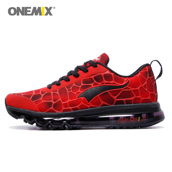 Onemix Cheap Sport Shoes For Running Sneaker Men Air Cushion Athletic Trainers Man's Training Runner 8 Colors Sapatos Esportivo - The Big Boy Store