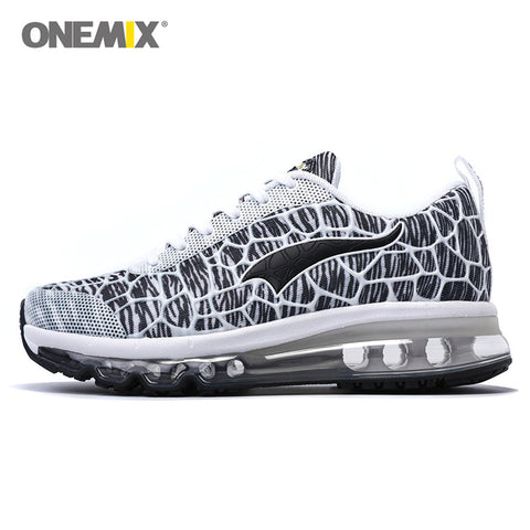 Brand Running Shoes For Men Women Unisex Sport Trainers Breath Athletic Sneakers Runner 9 Colors Plus Max Big Size 12 Onemix - The Big Boy Store