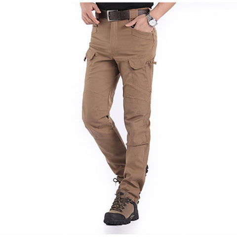 Tactical clothing men cargo pants IX7 military trousers, spring summer casual military army pants