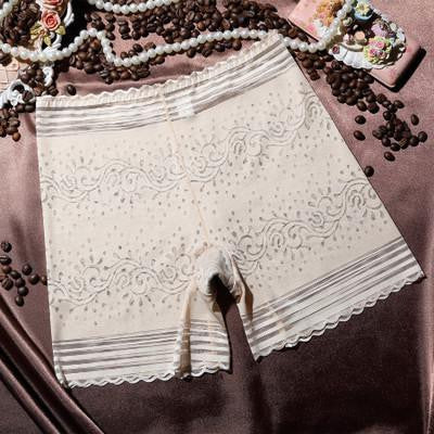 2017 New Lace Sexy Women's Security Pants Modal Comfort Seamless Women Shorts