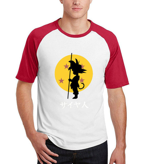 Men's Goku Super Hot Anime DRAGON BALL T Shirts - The Big Boy Store