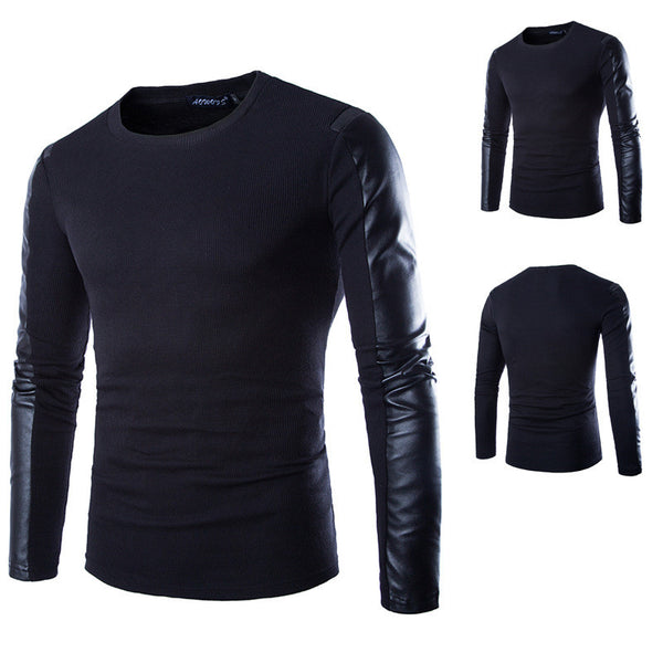 2016 new High quality Brands New Winter Men's O-Neck  Sweater Jumpers pullover sweater men brand - The Big Boy Store