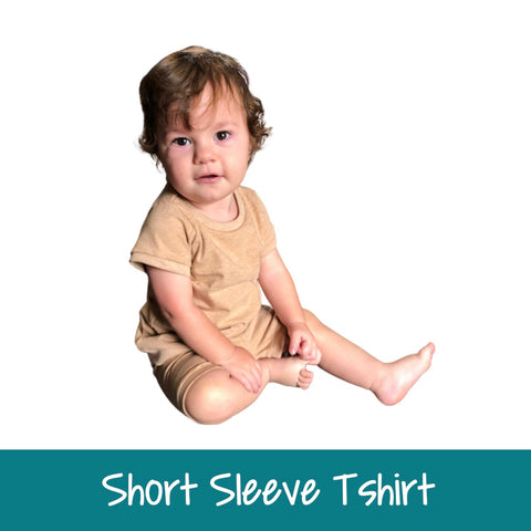 Short Sleeve Tshirt - Pre-Order - Baby-Toddler-Big Kids