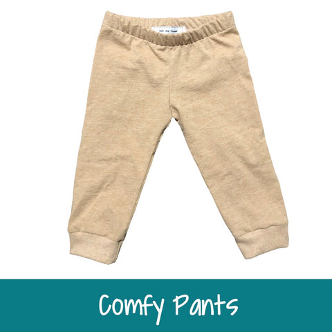Comfy Pants - Pre-Order - Baby-Toddler-Big Kids