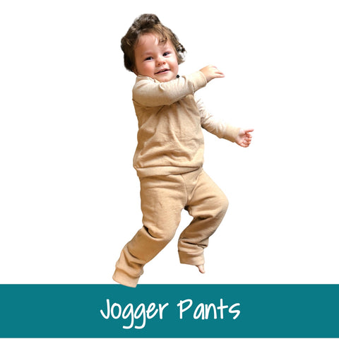 Jogger Pants - Pre-Order - Baby-Toddler-Big Kids