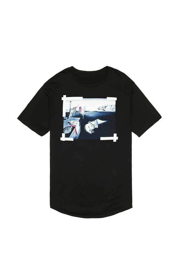 Time Extended Body Tee