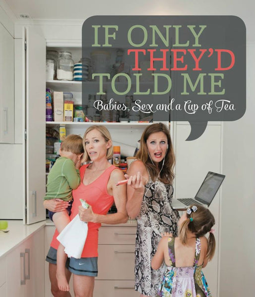 If Only They'd Told Me - Parenting Book (e-book)