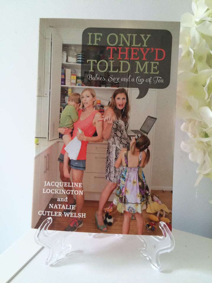 If Only They'd Told Me - Parenting Book (paperback)