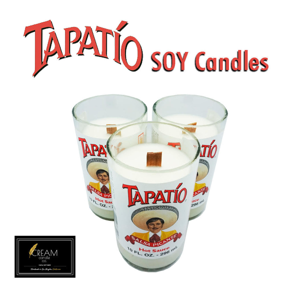 New Tapatio Candles!