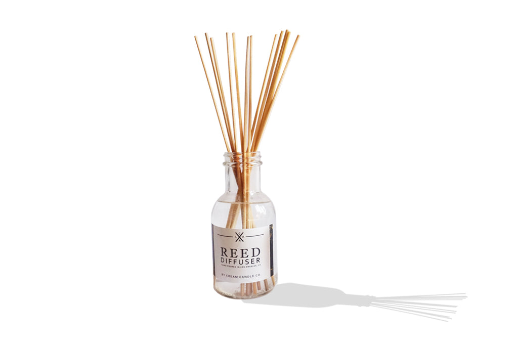 White Patchouli- Reed Diffuser